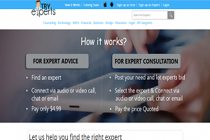 Try experts